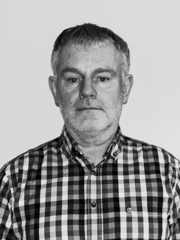 Dr David Woodward